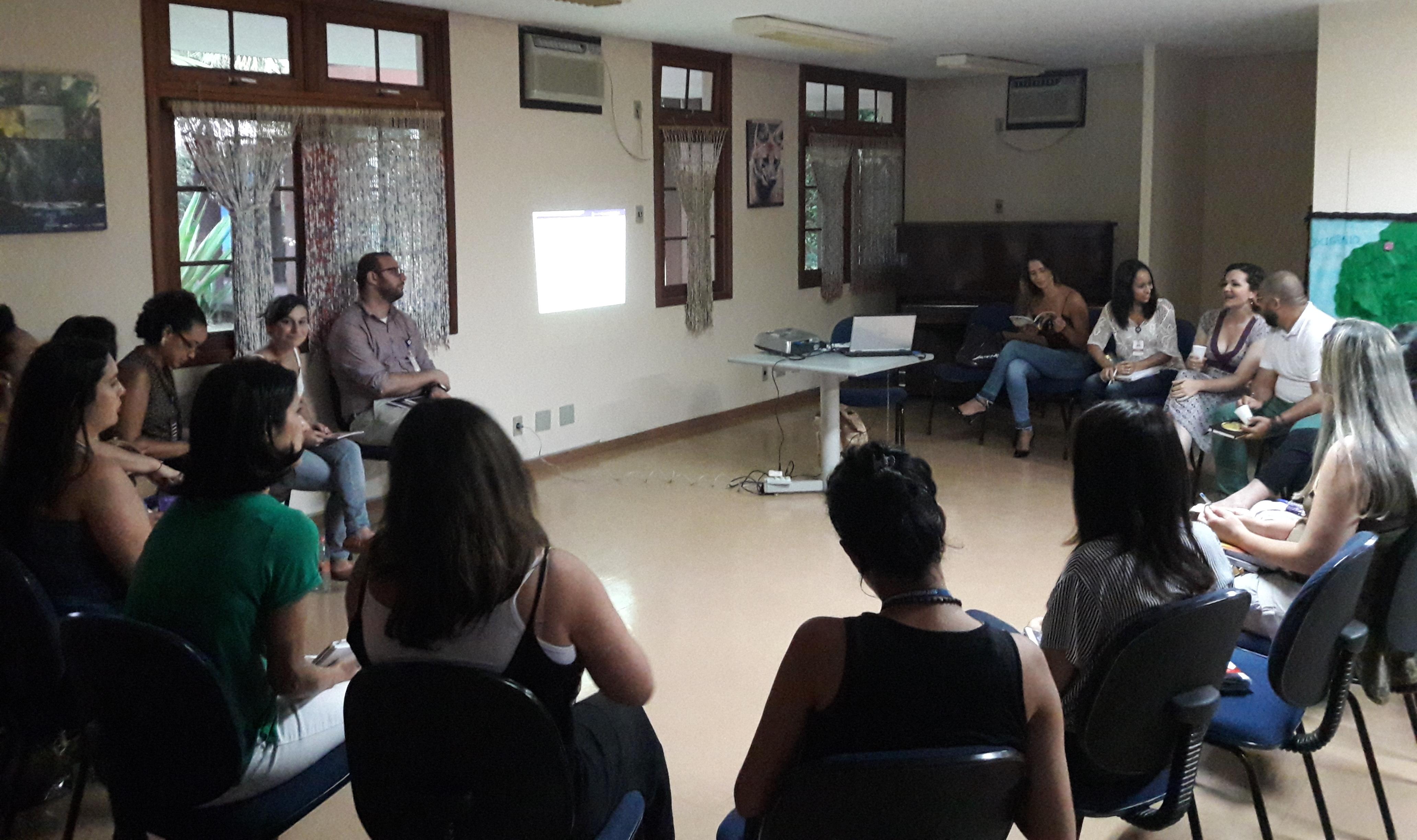 CEJAM realiza primeiro Encontro Técnico de Psicólogos
