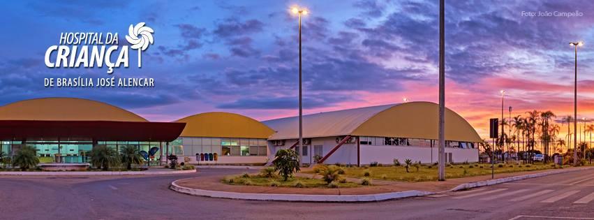 Icipe segue na gestão do Hospital da Criança de Brasília