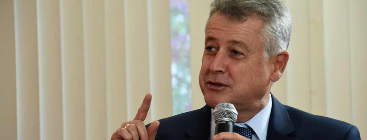 """""""A interrupção da gestão atual seria uma tragédia para Brasília"""", afirma Rollemberg"""