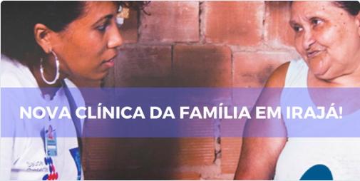 Prefeitura e Viva Rio inauguraram nova clínica da família em Irajá