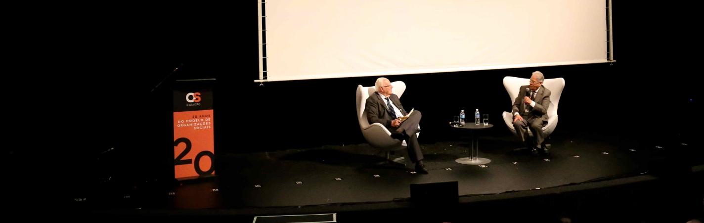 VÍDEO: Ibross e Abraosc celebram 20 anos de parceria do poder público com OS