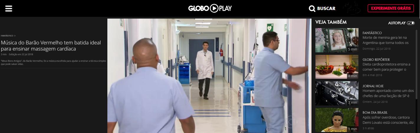 Reportagem do Fantástico aborda importante ação da Casa de Saúde São José, do RJ