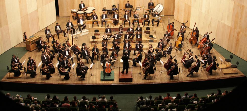 HCB recebe Orquestra do Teatro Nacional do DF nesta sexta (27)