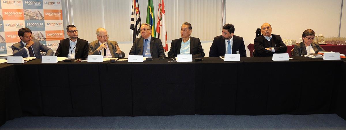 Encontro do Ibross, em SP, reúne secretários do Estado e Prefeitura