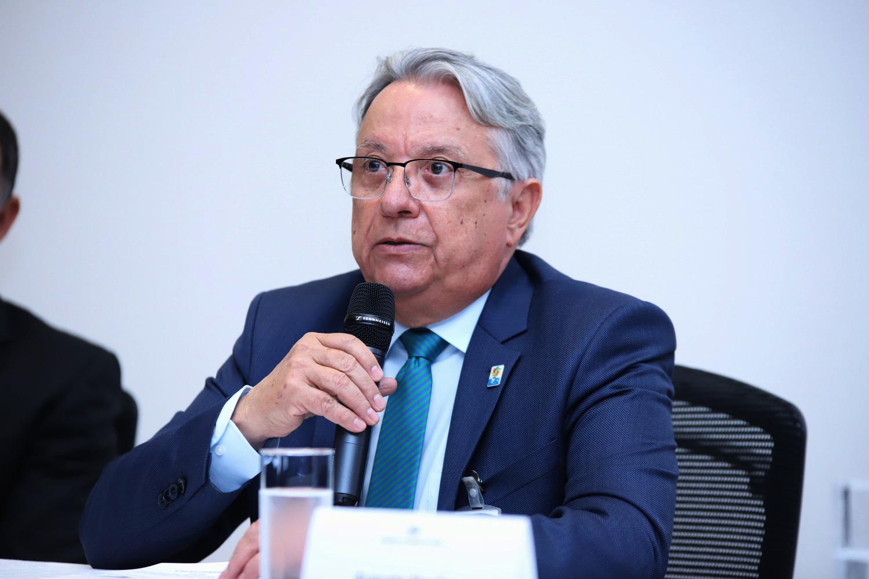 Renilson Rehem, presidente do Ibross