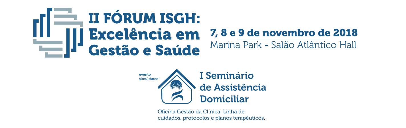 Atenção domiciliar e gestão clínica são temas de congresso que acontece em Fortaleza/CE