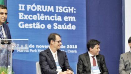 II Fórum ISGH de Excelência em Gestão de Saúde tem ampla repercussão