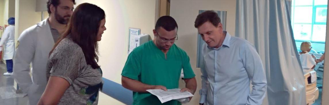 Hospital Municipal Evandro Freire participa de mutirão de cirurgia ortopédica