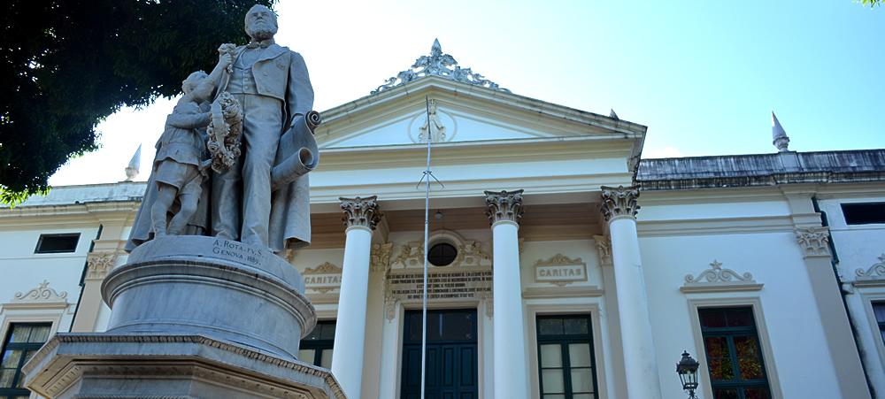 Santa Casa da Bahia investe em obras de ampliação do Hospital Santa Izabel
