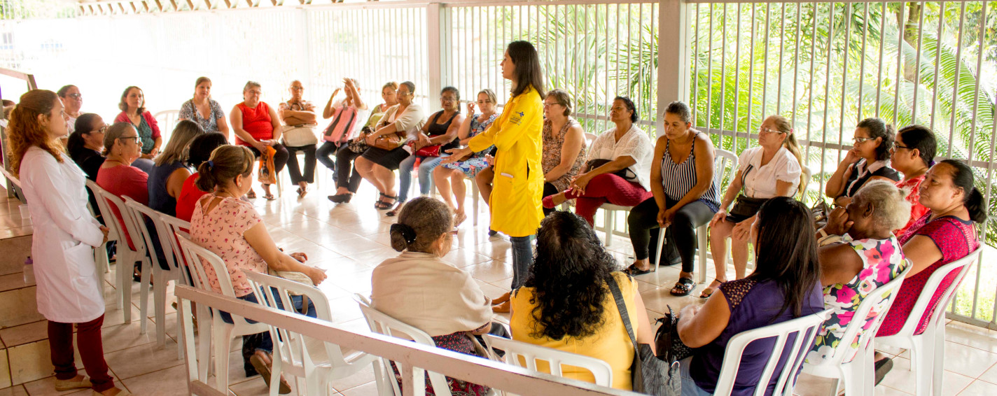 Mulheres de Fibra: grupo terapêutico reúne pacientes com fibromialgia