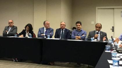 Representantes de OSS se reúnem e diretoria do Ibross é reeleita
