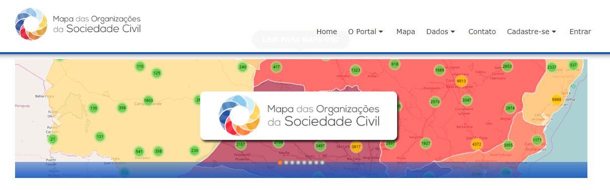 IPEA: conheça o Mapa das Organizações da Sociedade Civil