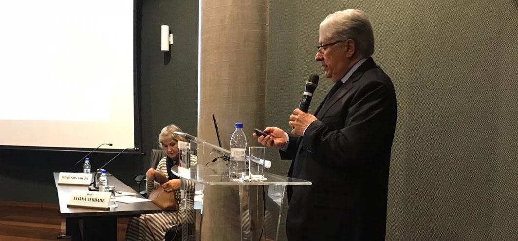 Renilson Rehem ministra palestra sobre modelo de gestão por OS