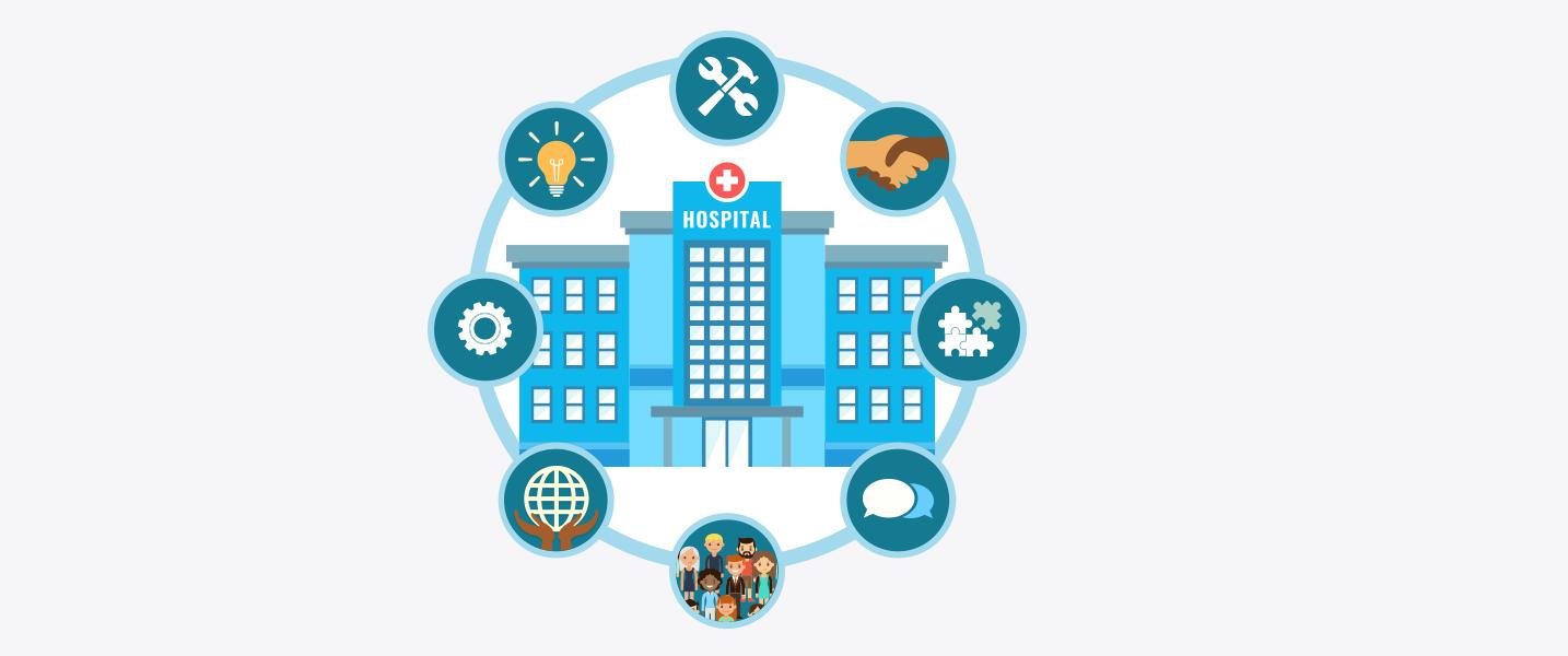 Governo de Minas Gerais recebe ideias e projetos que viabilizem retomada da implantação dos hospitais regionais