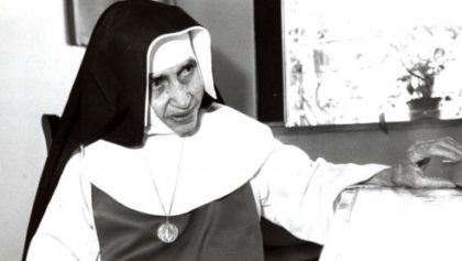 Irmã Dulce será a primeira santa nascida no Brasil