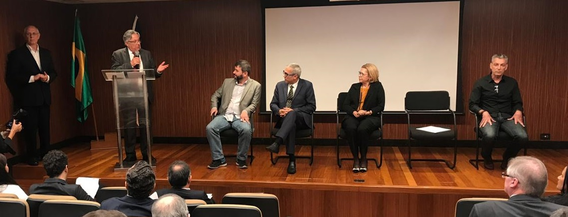 SESA-ES, Ibross e Aebes discutem o papel das OSs na rede pública de saúde