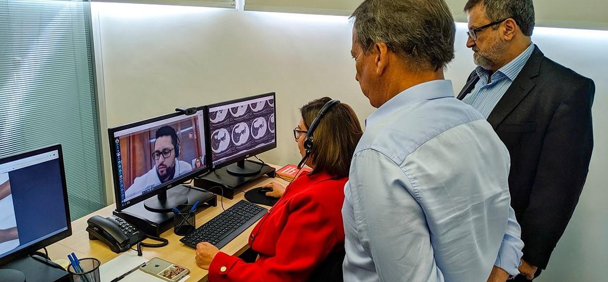 SPDM inaugura Plataforma de Telemedicina para agilizar atendimentos
