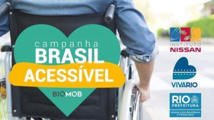 Viva Rio mapeia estabelecimentos adaptados para pessoas com deficiência
