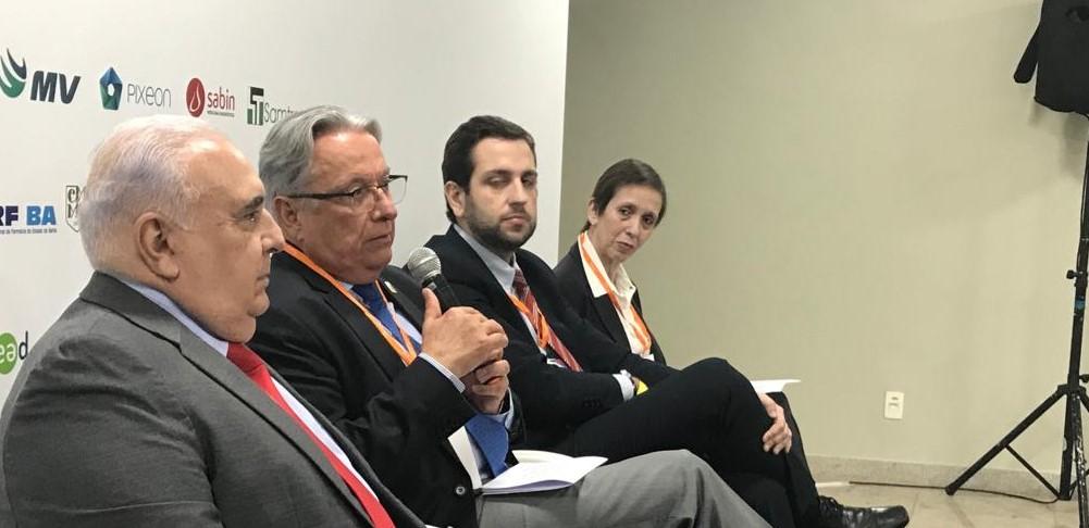 Presidente do Ibross participa de debate na 13ª Convenção Brasileira de Hospitais