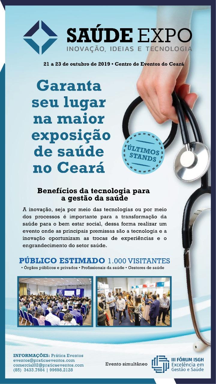 III Fórum ISGH Excelência em Gestão e Saúde, reunirá os mais renomados profissionais do Brasil, para discutir melhorias na área