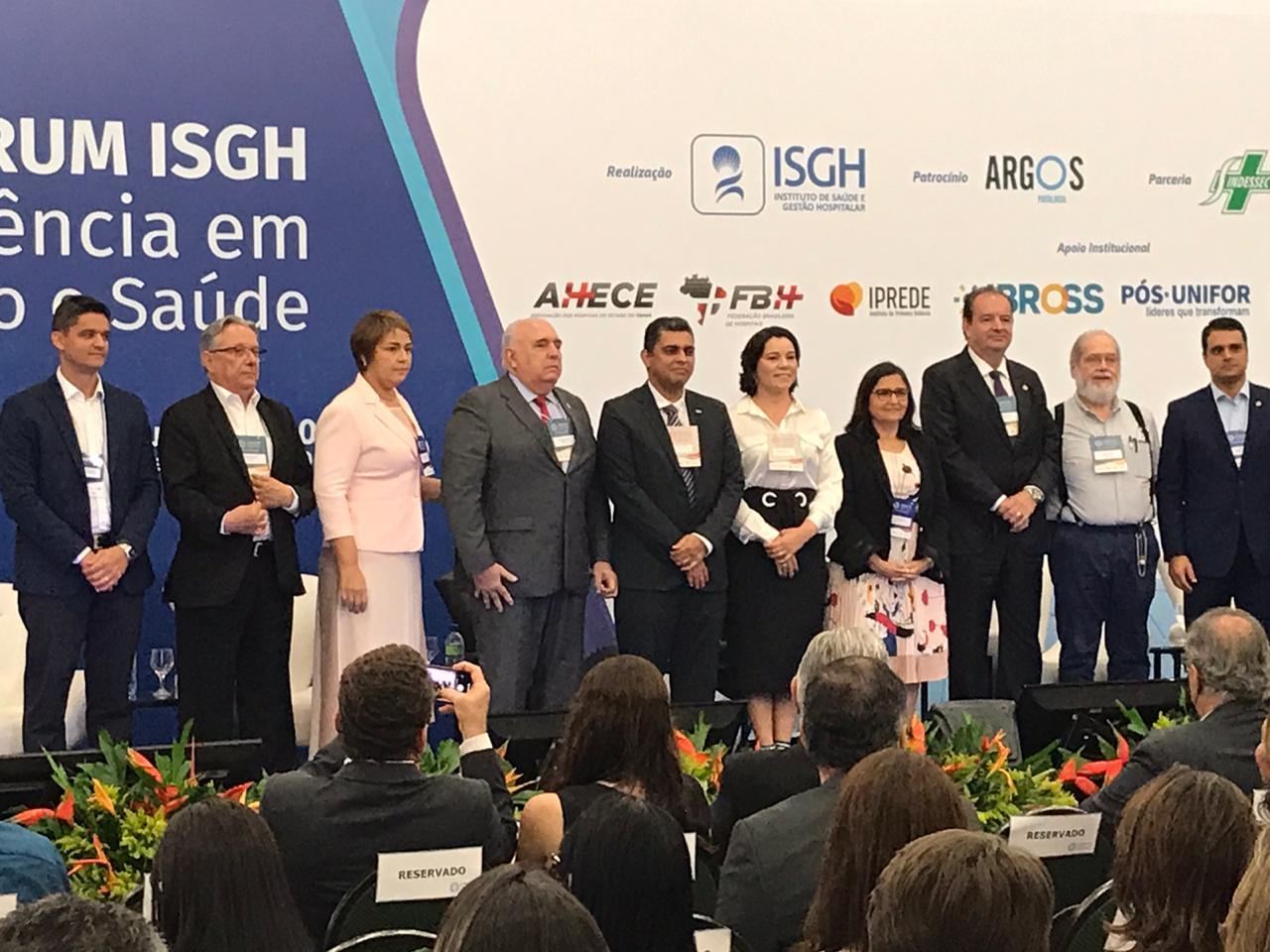IIIFórum ISGH Excelência em Gestão e Saúde acontece hoje e amanhã