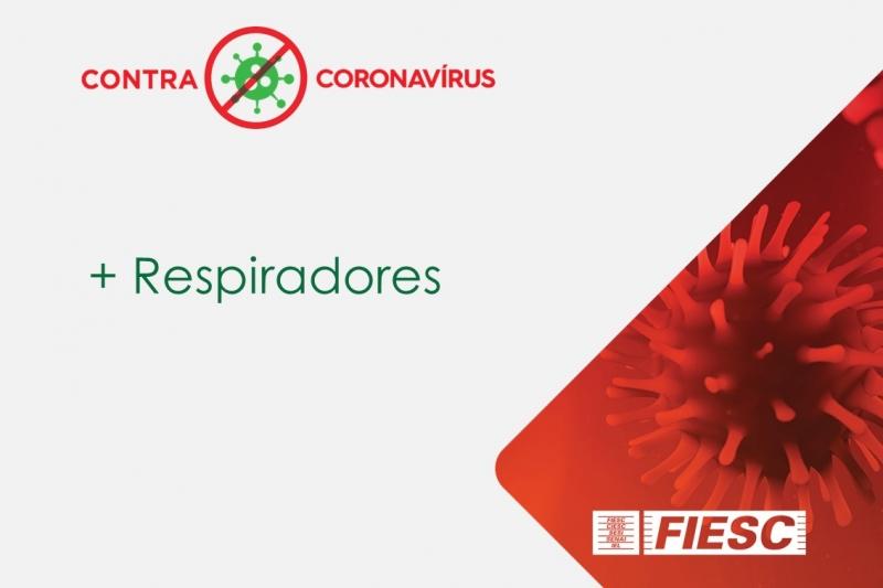 Rede SENAI articula ampliação de oferta de respiradores em hospitais do país