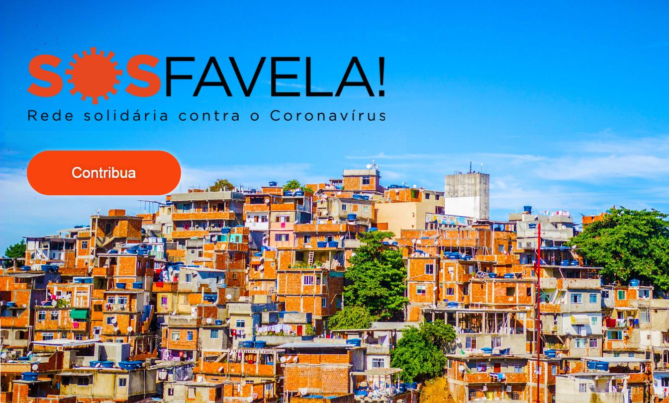 Viva Rio lança a campanha SOS FAVELA