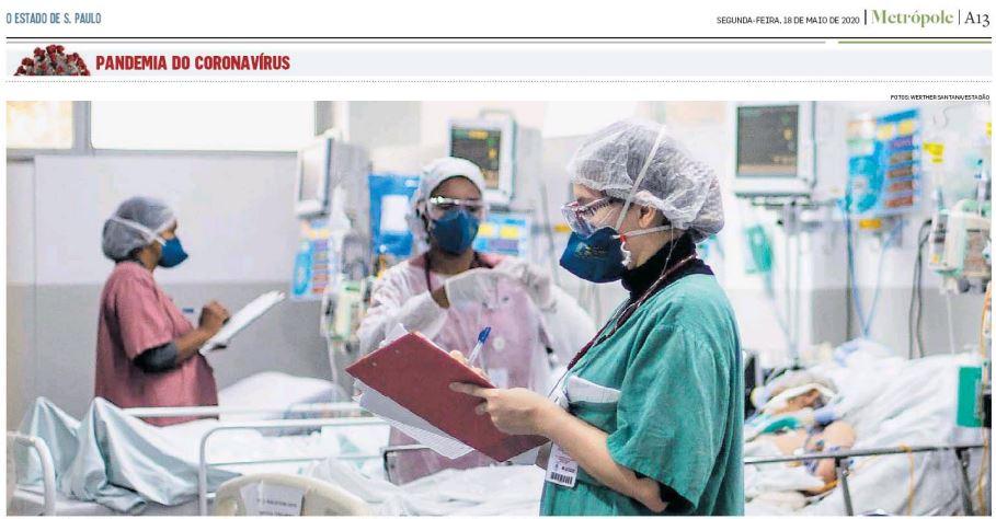 Gerenciado pelo CEJAM, Hospital Municipal M'Boi Mirim é destaque em reportagem do Estadão