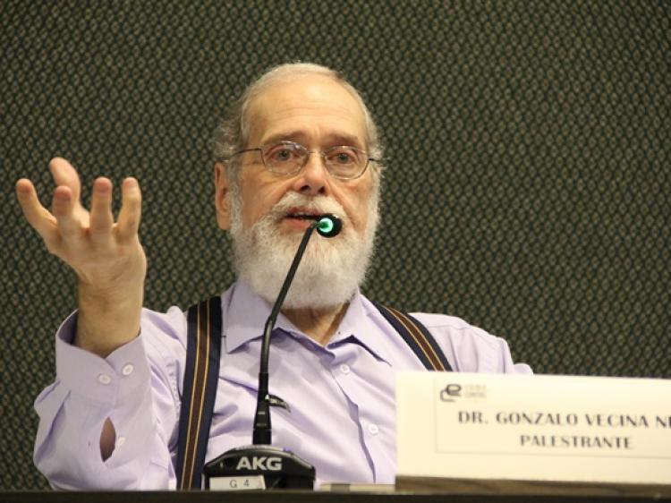 Gonzalo Vecina: parte das funções públicas do Estado deve ser realizada pelo setor privado