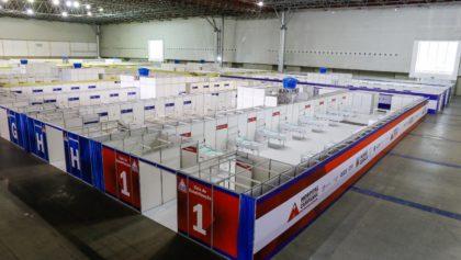 Governo de MG publica edital para seleção de OS interessadas em gerir Hospital de Campanha