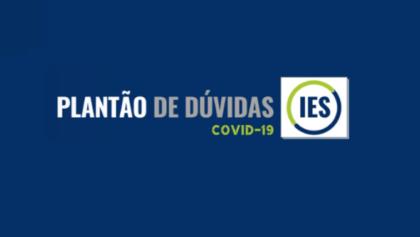 IES: canal ajuda empresas e sociedade civil a tirarem dúvidas sobre integridade de ações no combate à COVID-19