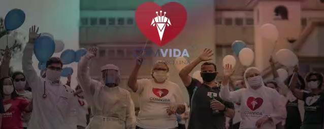 COVID-19: Santa Marcelina comemora 2 mil altas hospitalares