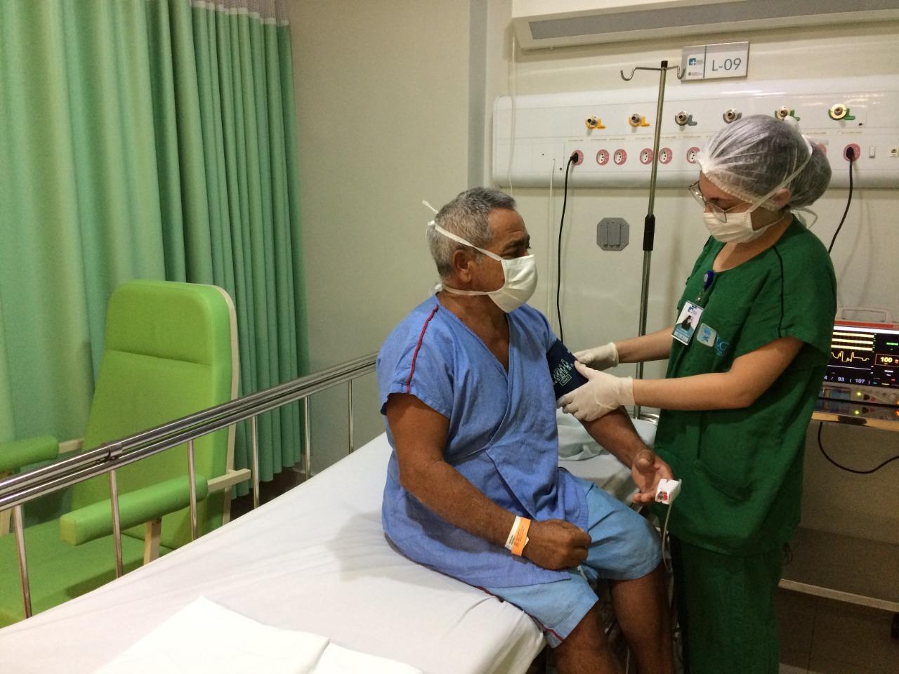 Gerido pelo ISGH, Hospital Regional do Sertão Central é reconhecido internacionalmente por qualidade dos serviços prestados