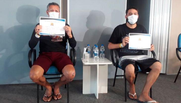 """Paciente de Manaus curado da Covid agradece: """"Agora sou capixaba de coração e espírito"""""""