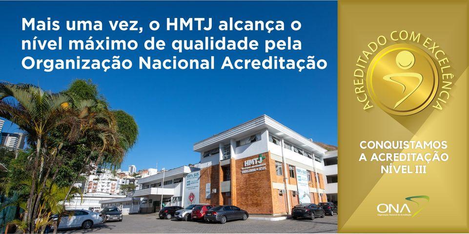 Hospital e Maternidade Therezinha de Jesus é nível máximo de qualidade pela Organização Nacional de Acreditação