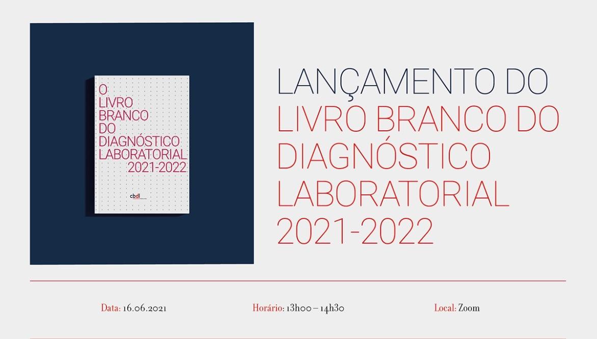 ALADDiV promove lançamento do livro branco do diagnóstico laboratorial 2021-2022