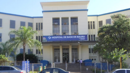 Hospital de Base de Bauru é selecionado para projeto do Ministério da Saúde