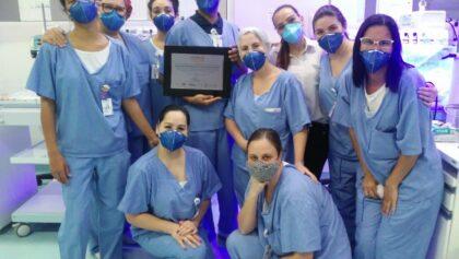 """Profissionais da SPDM são homenageados com prêmio """"Heróis da Saúde"""""""