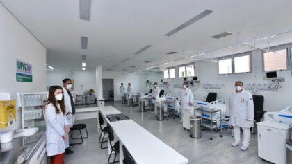 UPA Mooca é inaugurada com capacidade para mais de 11 mil atendimentos por mês